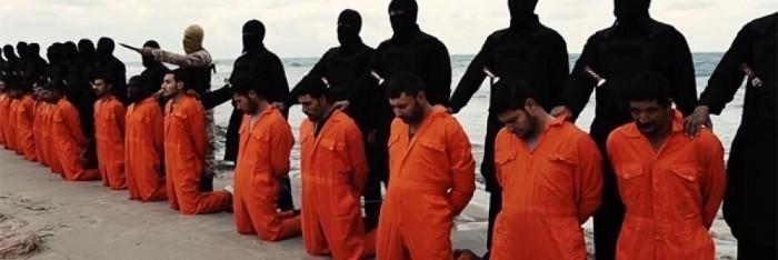 Decapitazione di massa sulla spiaggia di Sirte